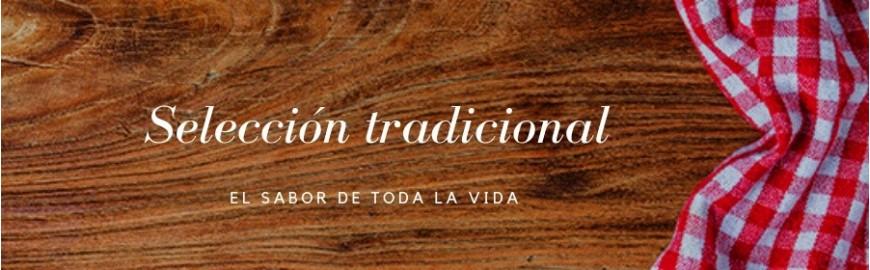 Selección Tradicional - EL SABOR DE TODA LA VIDA