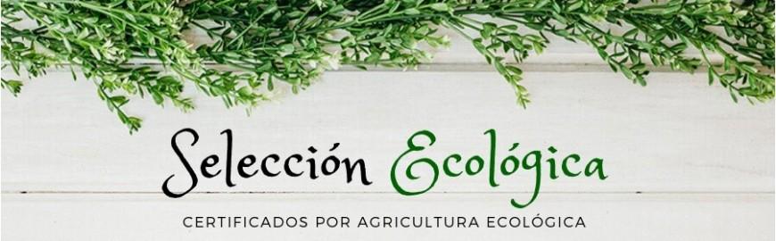Selección Ecológica - CERTIFICADOS POR AGRICULTURA ECOLÓGICA