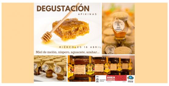 Degustación Apikinas - Área Comercial Emprendedora